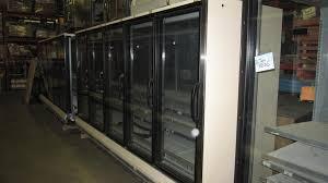 4 glass door freezer hussmann 5 door pictured for reference remote