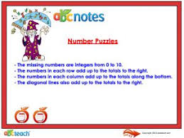 Interactive Number Flip Chart Interactive Flipchart Math Puzzle Abcteach