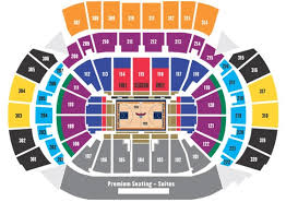 Philips Arena Atlanta Ga Seating Chart Ticket Monster Guide For Philips Arena Seating Charts