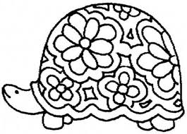 Small Picture Mandala Coloring Pages Turtles Coloring Pages