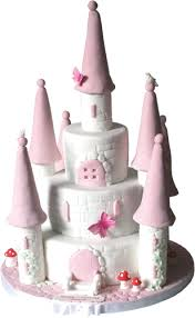 Princess Castle Childrens Birthday Cakes Nottingham