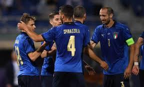 Italia Repubblica Ceca 4-0: gli azzurri vincono l'amichevole