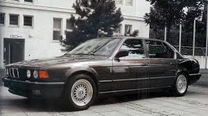 BMW Convertible bmw 850 0 60 : The 16 cylinder BMW that almost was.... BMW 767i