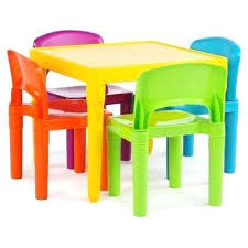 kids tables chairs playroom the home depot throughout table and childrens round kmart gift mark white kids round table