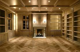 awesome dark brown wood modern design luxury library ideas wood tek wall racks wood roof wall awesome home library furniture