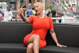 Amber Rose on the Ian Connor Rape Allegations 21 Women Have.