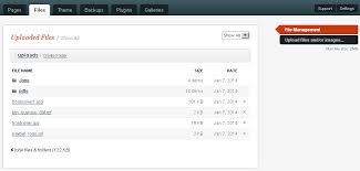 Wiki Upload File File_management Getsimple Cms Wiki