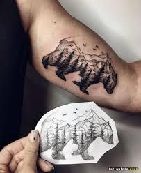 фото тату горы клуб татуировки фото тату значения эскизы