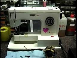 How To Thread A Bobbin On A Pfaff Sewing Machine