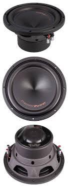 17 best ideas about car audio subwoofer car audio car subwoofers precision power bi 104 black ice 450 watts 10 dual 4 ohm