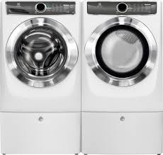 electrolux efls617siw. electrolux - efls617siw 4.4 cu. ft. front-load washer w/ perfect steam \u0026 smartboost technology white | sears outlet efls617siw e