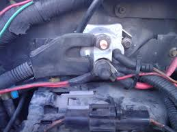 solenoid wiring help ford truck enthusiasts forums found the correct wire routing on this forum via a google image search