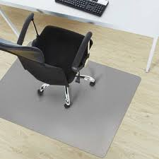 cool office desk chair mat rectangle shape gray color hard floor pertaining to desk chair floor mat expensive home office furniture