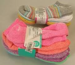 Hue Women's Liner Socks No Show <b>Cotton</b> 11 <b>Pair Lot</b> Pack ...