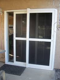 image of small sliding glass door security