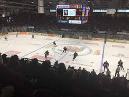 Barrie Colts Arena Seating Chart Photos At Barrie Molson Centre