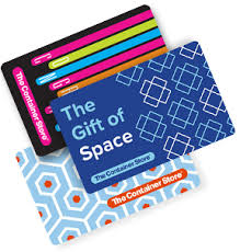 Gift Cards | The Container Store