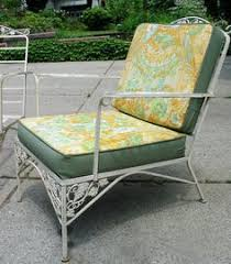 vintage iron patio furniture.  Iron Vintage Woodard Iron Patio Set Sofa Pair Chairs By Groovygirl60 With Furniture D