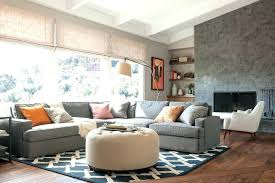 area rug with sectional furniture placement couch designs sofa