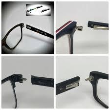 pg2 plastic glasses spring hinge