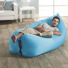 inflatable lounge furniture. Lamzac The Original Inflatable Lounge Chair Furniture A