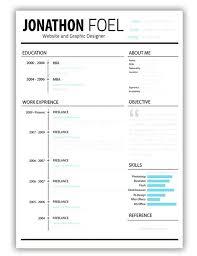 Designer Resume Template Resume Creative Templates Designer Resume ...