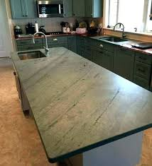 laminate countertop edges laminate edge strip laminate with wood trim kitchen island breakfast bar exposed wooden