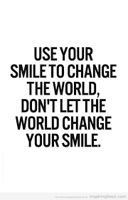 Happy Beautiful Quotes Best of 24 Inspiring Smile Quotes Pinterest Smiling Quotes 24th And