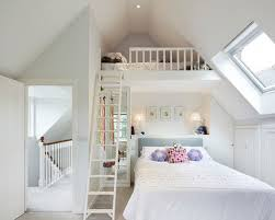 Small Picture Small Attic Bedroom Houzz