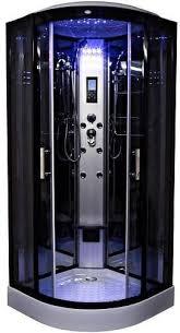 images gallery black quadrant hydro massage shower cubicle