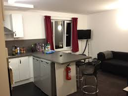 Kitchen And Bathroom Room With Bathroom Fully Renewed Kitchen And Lounge Room For