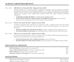 Nursing Resume Templates Free template Rn Resume Template 87