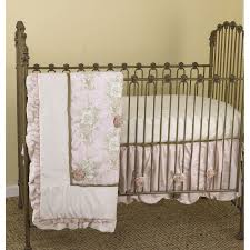 Cotton Tale Designs Cotton Tale Designs Lollipops And Roses 3 Piece Crib Bedding