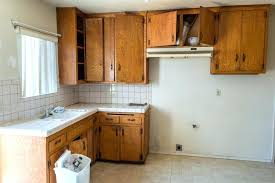 how to repair water damaged kitchen cabinet doors