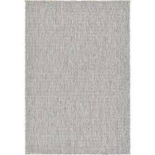 outdoor light gray 4 x 6 indoor outdoor rug