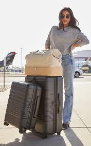Best Light Luggage Suitcases Best Lightweight Luggage Popsugar Smart Living