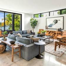 Modern living room Grey Living Room Modern Beige Floor Living Room Idea In Los Angeles With White Walls Houzz 75 Most Popular Modern Living Room Design Ideas For 2019 Stylish