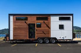 solar powered tiny house. Catalina Tiny House On Wheels Boasts Interior Of Full-Size Apartment Solar Powered