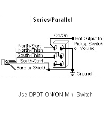 humbucker parallel wiring diagram humbucker image series parallel toggle wiring on humbucker parallel wiring diagram