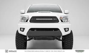 Toyota Tundra - ZROADZ Series - Main Replacement - Grille w/ One ...