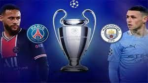 ملخص مباراة باريس سان جيرمان ومانشستر سيتي اليوم 28-4-2021 كورة اون لاين  آزال برس مباريات اليوم -