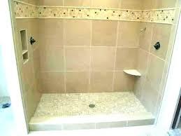 building a tiled shower base building a shower pan tile shower pan tile shower pan installation building a tiled shower