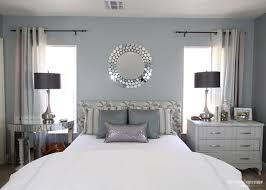 Modern Glam Bedroom Akiozcom - Modern glam bedroom