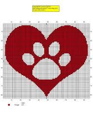 Cat Knitting Chart Cat Paw Print Knitting Chart Www Bedowntowndaytona Com