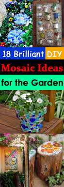 diy mosaic projects are really popular these days and here re a few creative diy