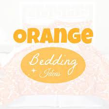 Orange Bedroom Decor Bedroom Ideas
