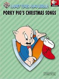 Looney Tunes Piano Library: Level 4 -- Porky Pig's Christmas Songs ...
