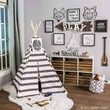 woodlands playroom for kids