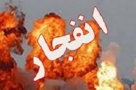 انفجار در شازند