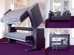 Convertible Futon Bunk Bed BM Furnititure